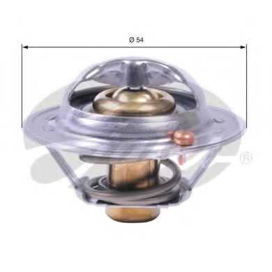 Термостат, охлаждающая жидкость  арт. TH41782G1