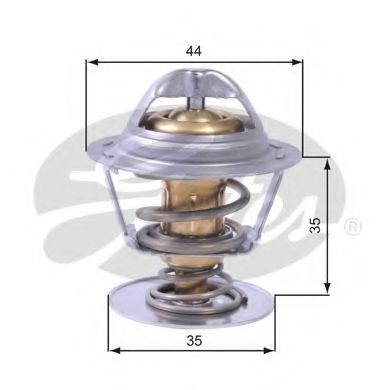 Термостат  арт. TH43688G1