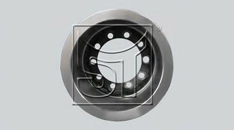 Тормозной барабан TEMPLIN 030902500050
