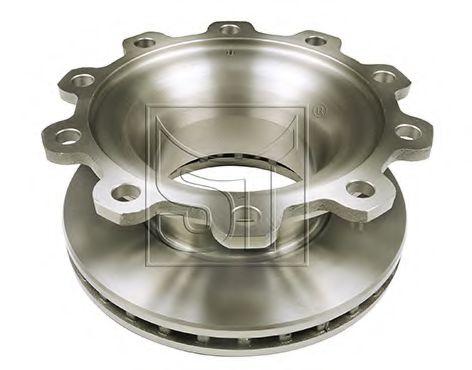 Тормозной диск TEMPLIN 031100251050
