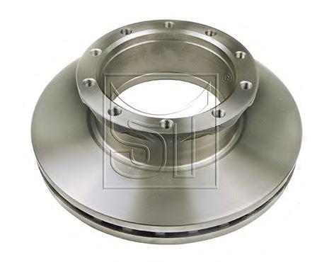 Тормозной диск TEMPLIN 031100711030