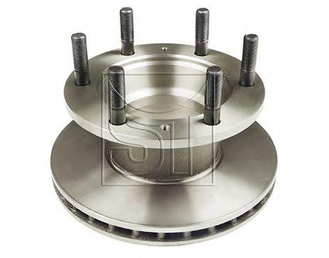 Тормозной диск TEMPLIN 031100813200