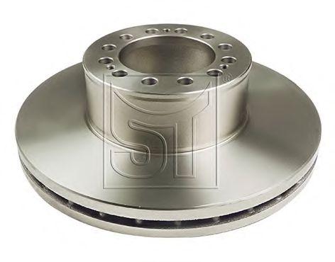Тормозной диск TEMPLIN 031100922090