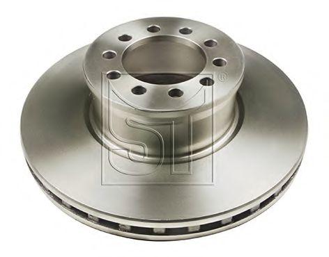 Тормозной диск TEMPLIN 031101926020