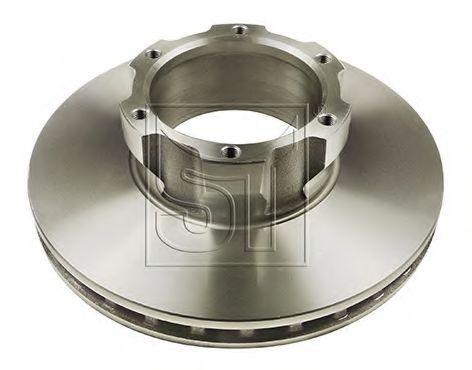 Тормозной диск TEMPLIN 031101926030
