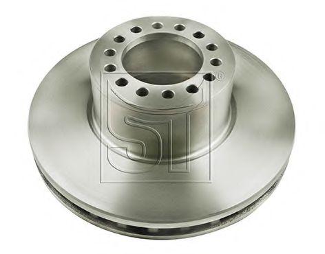 Тормозной диск TEMPLIN 031101926160