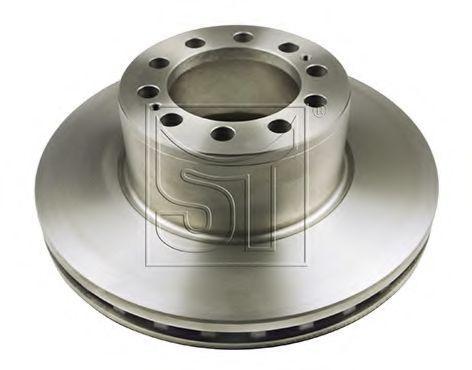 Тормозной диск TEMPLIN 031101926190
