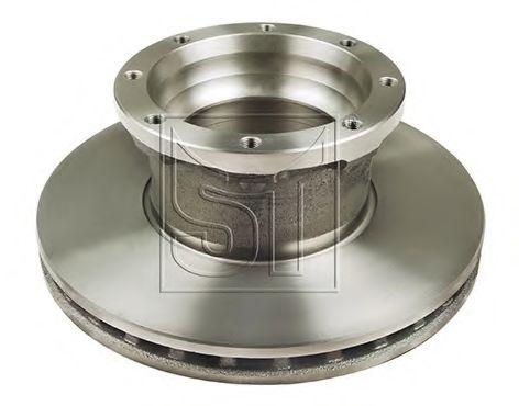 Тормозной диск TEMPLIN 031101926390