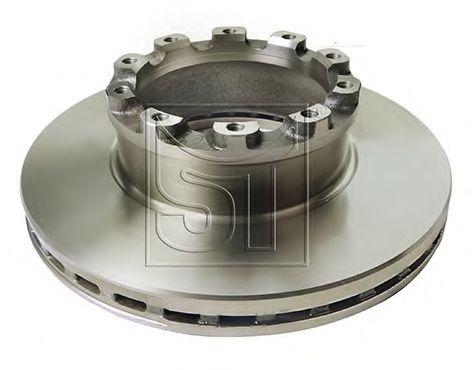 Тормозной диск TEMPLIN 031102407000