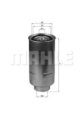 Фільтр палива KNECHT KC239