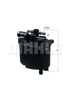 Фильтр топливный  арт. KL581