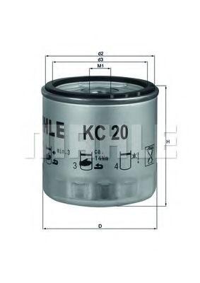 KC20     (KNECHT)  арт. KC20