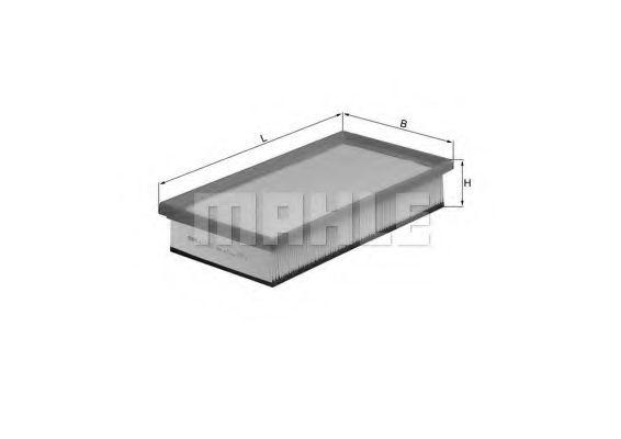 Воздушный фильтр  арт. LX1027