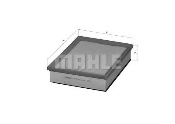 Воздушный фильтр  арт. LX1078
