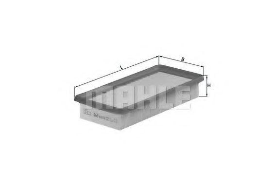 Воздушный фильтр  арт. LX1465