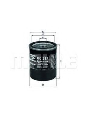 OC217     (KNECHT)   !!заміна для OC183  арт. OC217