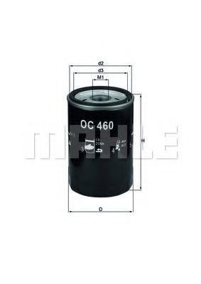 OC460     (KNECHT)  арт. OC460