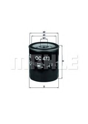 OC473     (KNECHT)   !!заміна для OC136  арт. OC473