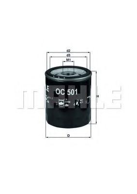 OC501     (KNECHT)   !!заміна для OC74, OC96, OC106  арт. OC501