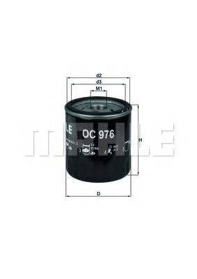 OC976     (KNECHT)   !!заміна для OC310  арт. OC976