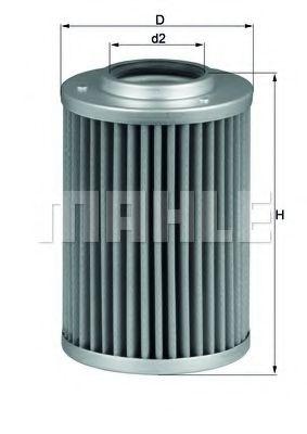 Фільтр гідравлічний КПП KNECHT HX40