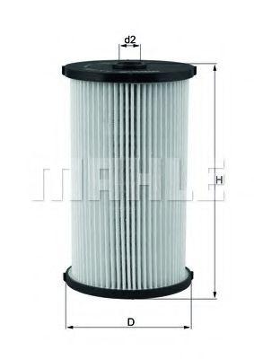 Топливный фильтр KNECHT KX220D