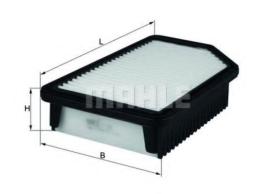 Воздушный фильтр  арт. LX3300