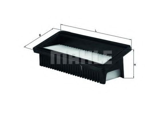 Воздушный фильтр  арт. LX2963