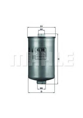 Топливный фильтр  арт. KL30