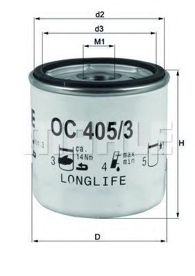 OC405/3     (KNECHT) BOSCH арт. OC4053