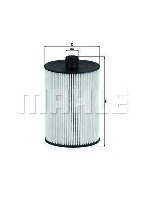 Топливный фильтр KNECHT KX226D