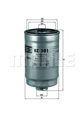 KC101     (KNECHT)  арт. KC101