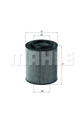 =OX154D Фильтр масла BMW 320/323/328/523/528/728 95- KNECHT OX1541D