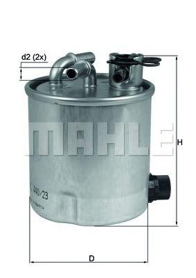 Фільтр палива KNECHT KL44023