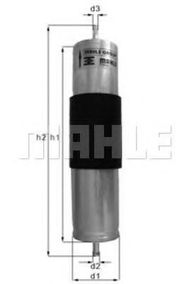 Фільтр палива KNECHT KL473