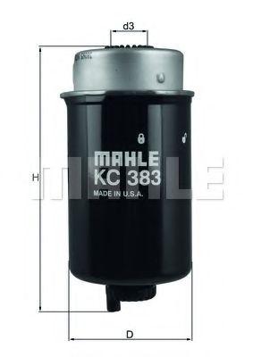 Фільтр палива KNECHT KC383