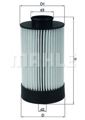 Топливный фильтр KNECHT KX340D