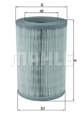 Воздушный фильтр  арт. LX3285