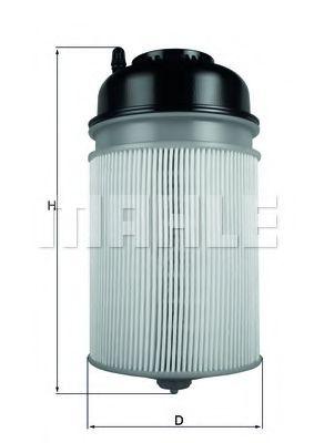 Фільтр палива KNECHT KX400D
