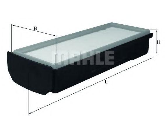 Воздушный фильтр  арт. LX27961