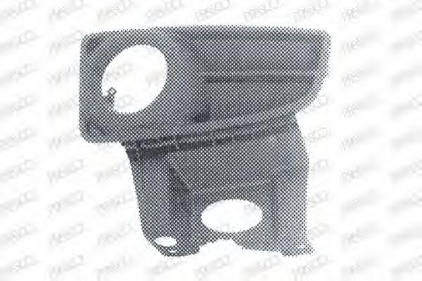 Решетка вентилятора, буфер  арт. FT1222134