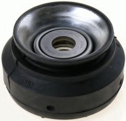 Крепление амортизатора передн. к-кт AUDI 80, 90; VW PASSAT, SANTANA 1.3-2.3 08.78- LEMFÖRDER 1007602