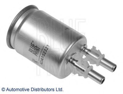 BLUE PRINT HUMMER Фильтр топлива Hummer H2 05- BLUEPRINT ADA102321