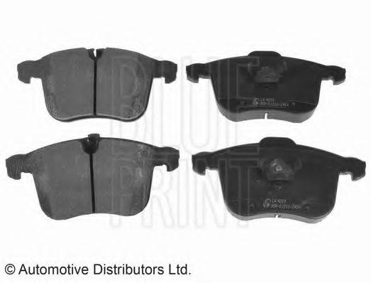 BLUE PRINT CADILLAC Тормозные колодки дисковые BLS, Opel Vectra C 3,0 V6  03- BLUEPRINT ADA104224