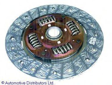 BLUE PRINT MITSUBISHI Диск сцепления L200,300,Pajero II,III,Sport,Hyundai (224мм, 4 пружины) BLUEPRINT ADC43163