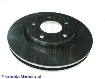 BLUE PRINT MITSUBISHI Тормозной диск пер. Lancer 03- BLUEPRINT ADC443104