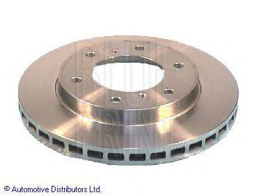 Тормозной диск передний BLUEPRINT ADC44378