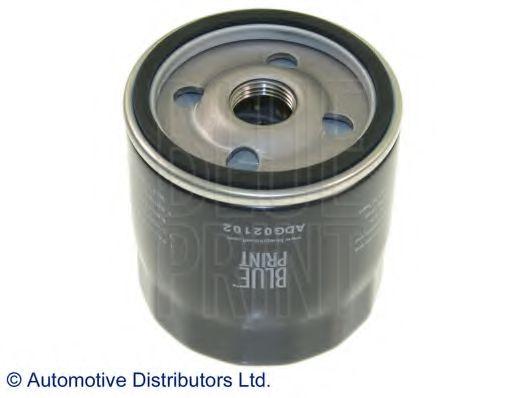 Фильтр масляный LANOS, AVEO 1.5i  арт. ADG02102