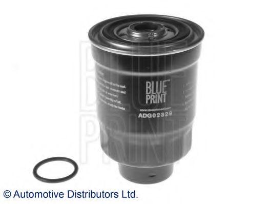 Фильтр топливный  арт. ADG02329