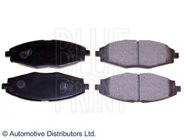 BLUE PRINT DAEWOO Тормозные колодки передн. Daewoo Lanos,Matiz BLUEPRINT ADG04268